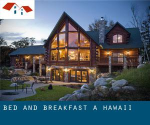 Bed and Breakfast a Hawaii