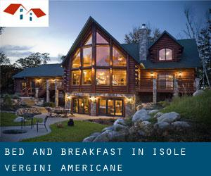 Bed and Breakfast in Isole Vergini Americane